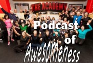 The one with Ton The Tiger | Episode 19 | The Academy GTC Podcast of Awesomeness