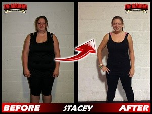 Macclesfield weight loss personal training gym